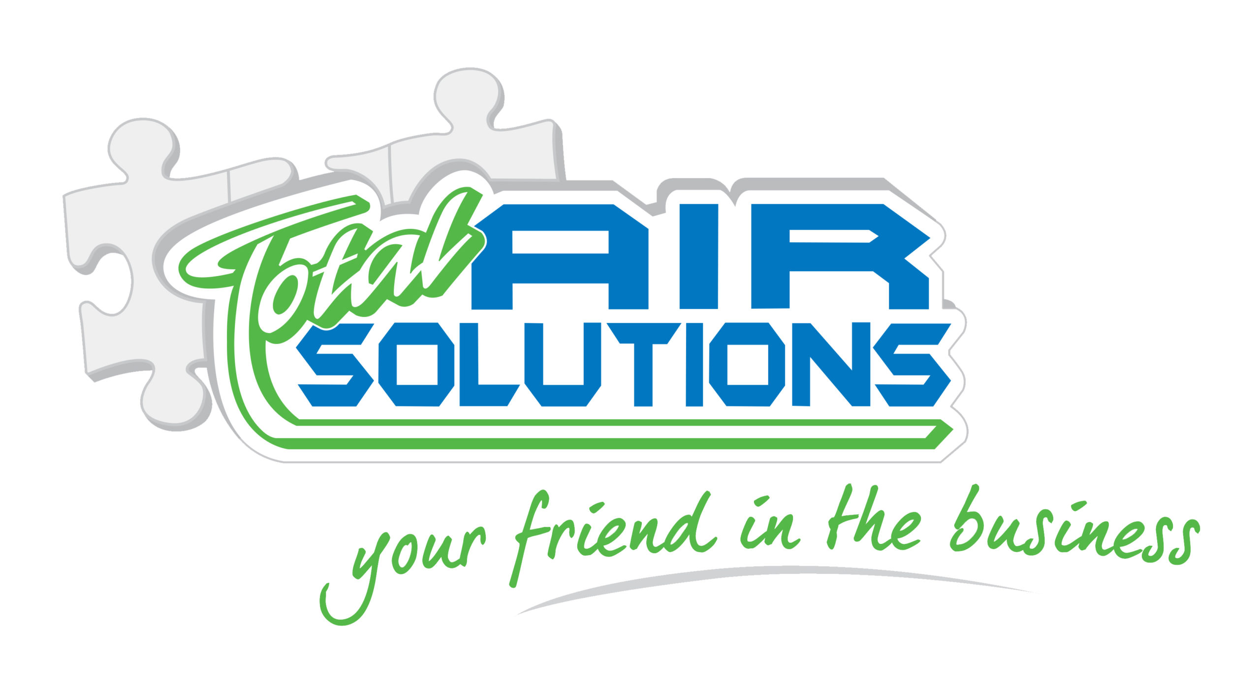 Total Air Logo vector