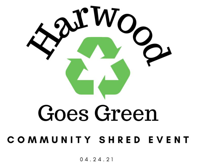 Harwood Goes Green